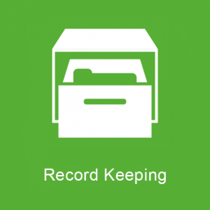 Record Keeping for website