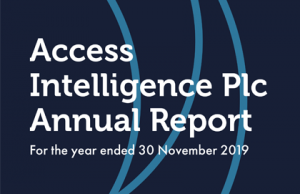 Access Intelligence plc
